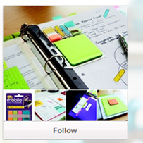 Organization On The Go - Follow >>