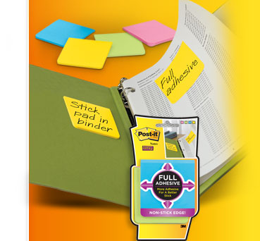 Full Adhesive Notes