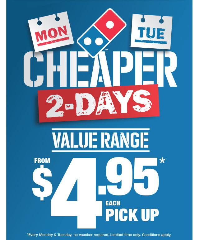 Domino's aha value coupon code