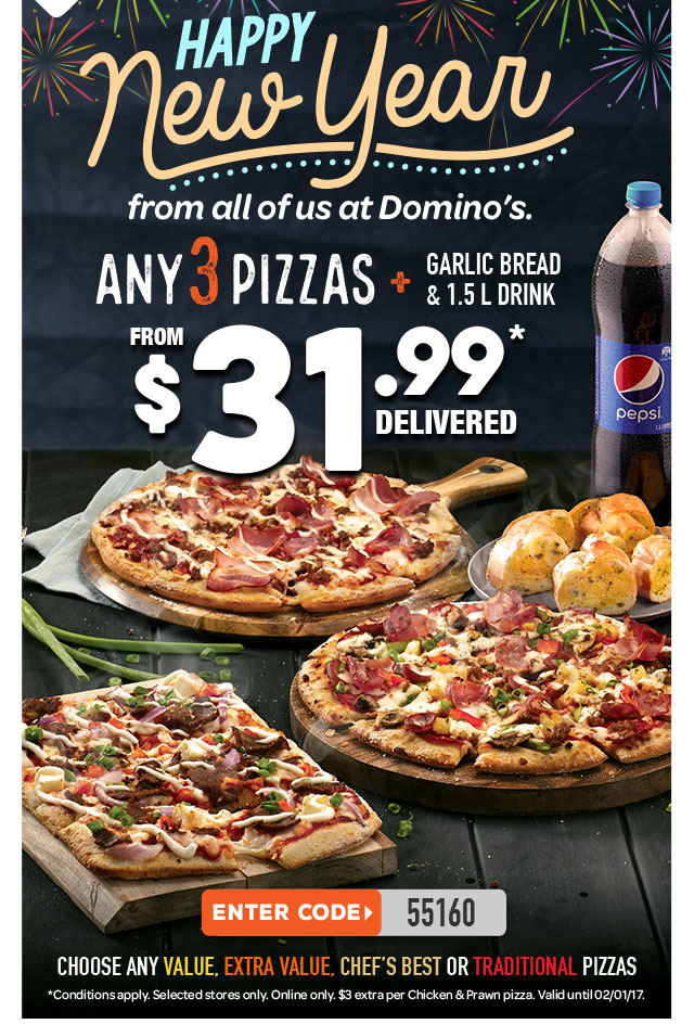 Dominos nz coupons wedges